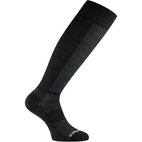 Wrightsock Coolmesh II Merino OTC Sukat, grey/black